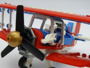 31076 Stunt Plane Close Up 2 300x225