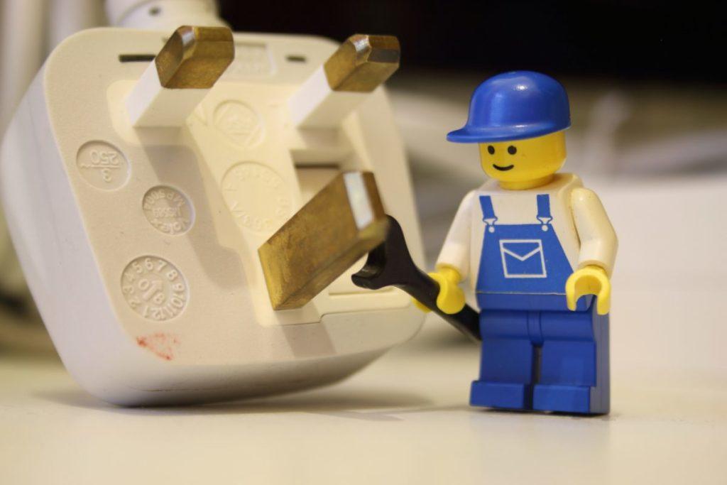 Brick Pic Odd Job Man