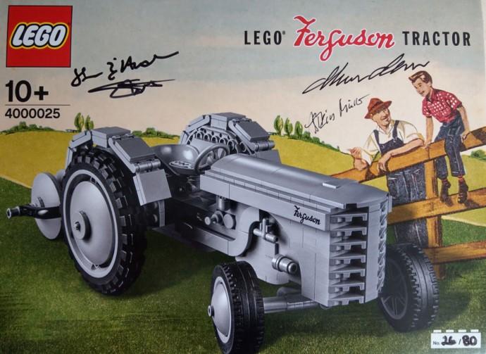 Ferguson Tractor Inside Tour