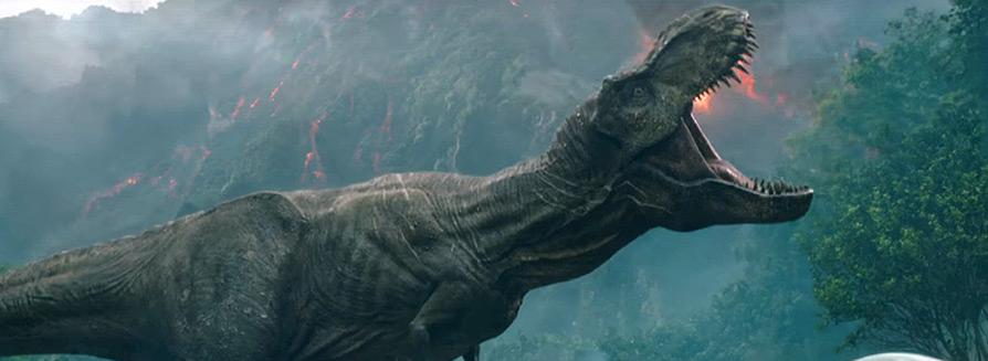 Jurassic World Fallen Kingdom Featured