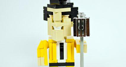 LEGO Elvis