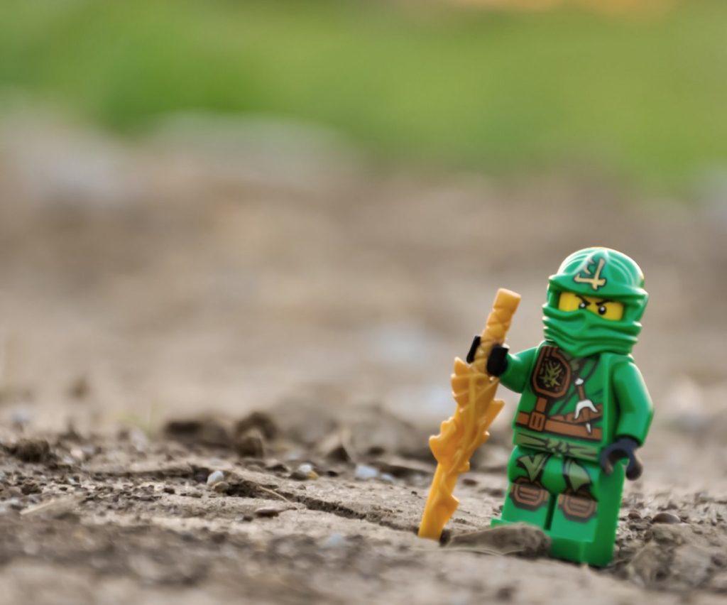 LEGO Lloyd