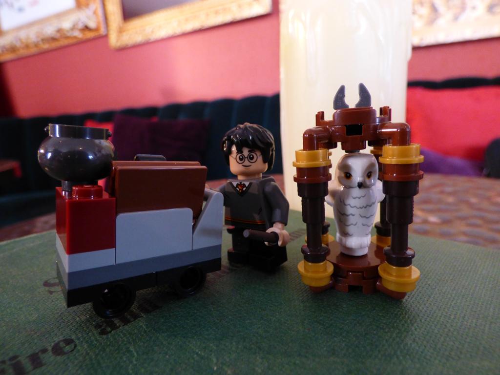 LEGO 30407 Harrys Journey Hogwarts 5