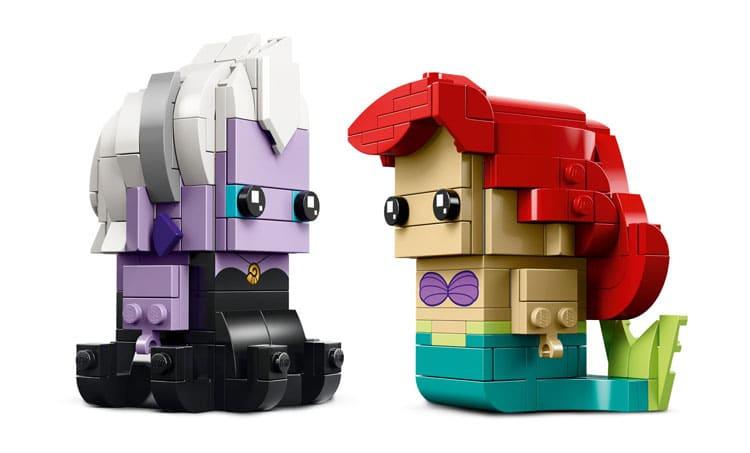 LEGO Disney 41623 Ariel Ursula 1