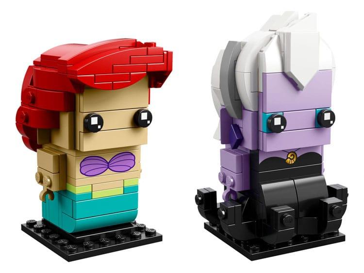 LEGO Disney 41623 Ariel Ursula 2