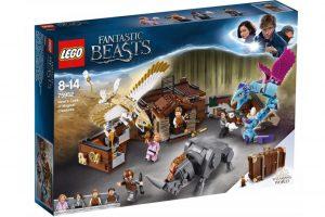 LEGO Fantastic Beasts 75952 Newts Case 1