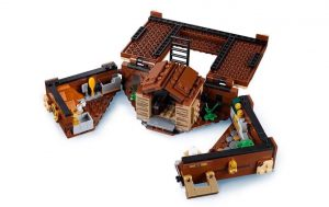 LEGO Fantastic Beasts 75952 Newts Case 3