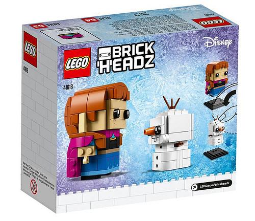 LEGO Frozen 41618 Anna Olaf 2