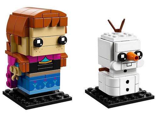 LEGO Frozen 41618 Anna Olaf 3