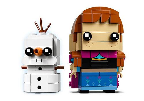 LEGO Frozen 41618 Anna Olaf 4