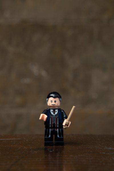 LEGO HP Percival Graves