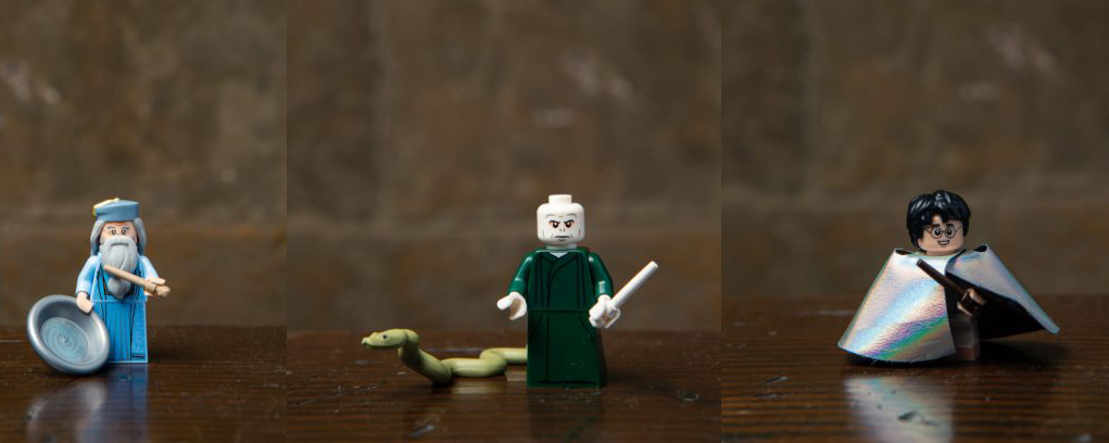 LEGO HP Minifigures Featured