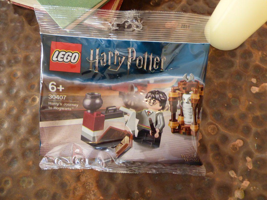 LEGO Harry Potter 30407 Harrys Journey To Hogwarts 2 1024x768