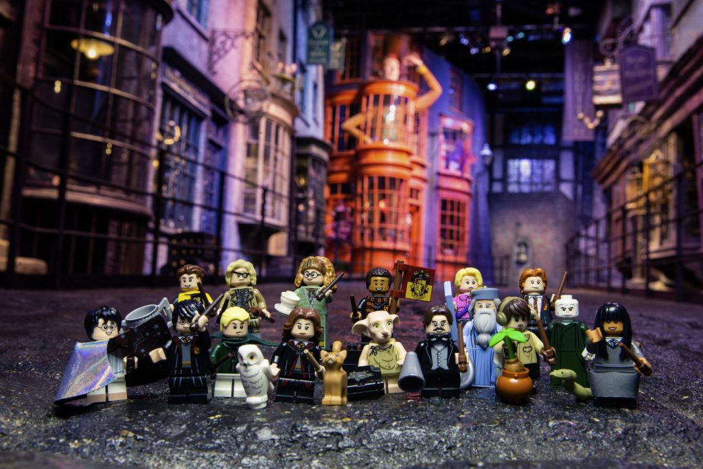 LEGO Harry Potter Minifigures 2 1024x683
