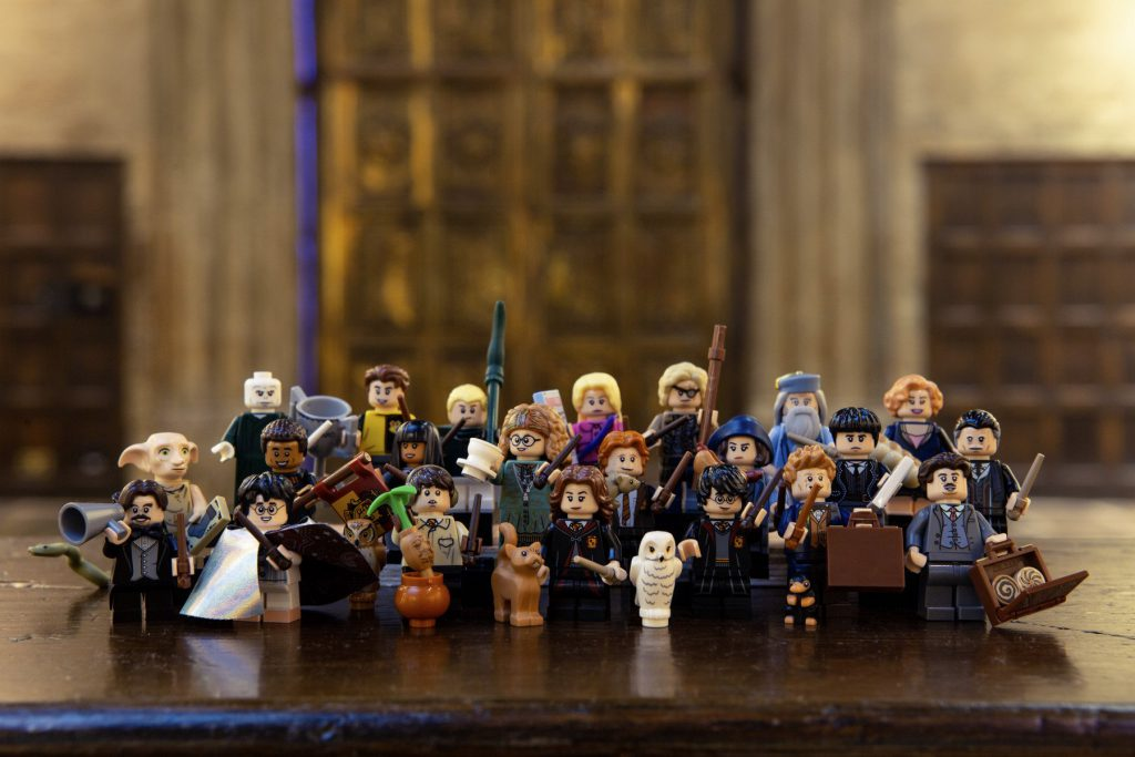 LEGO Harry Potter Minifigures 3 1024x683