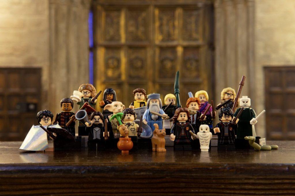 LEGO Harry Potter Minifigures 4