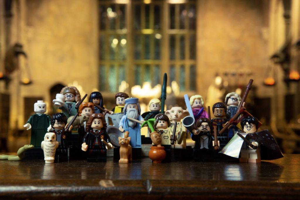LEGO Harry Potter Minifigures 5