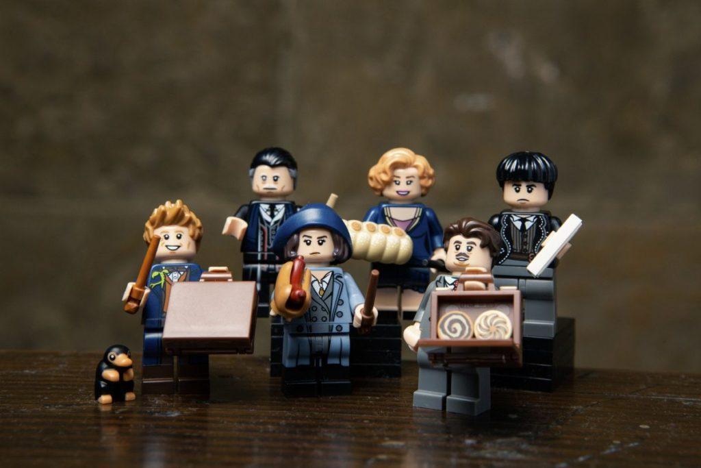 LEGO Harry Potter Minifigures 6