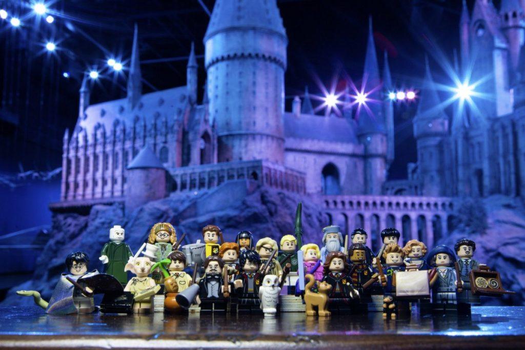 LEGO Harry Potter Minifigures 7