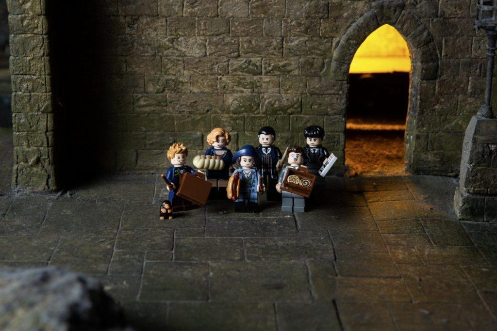 LEGO Harry Potter Minifigures 8
