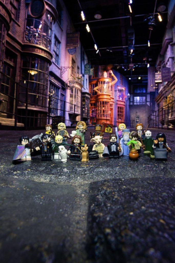 LEGO Harry Potter Minifigures 9