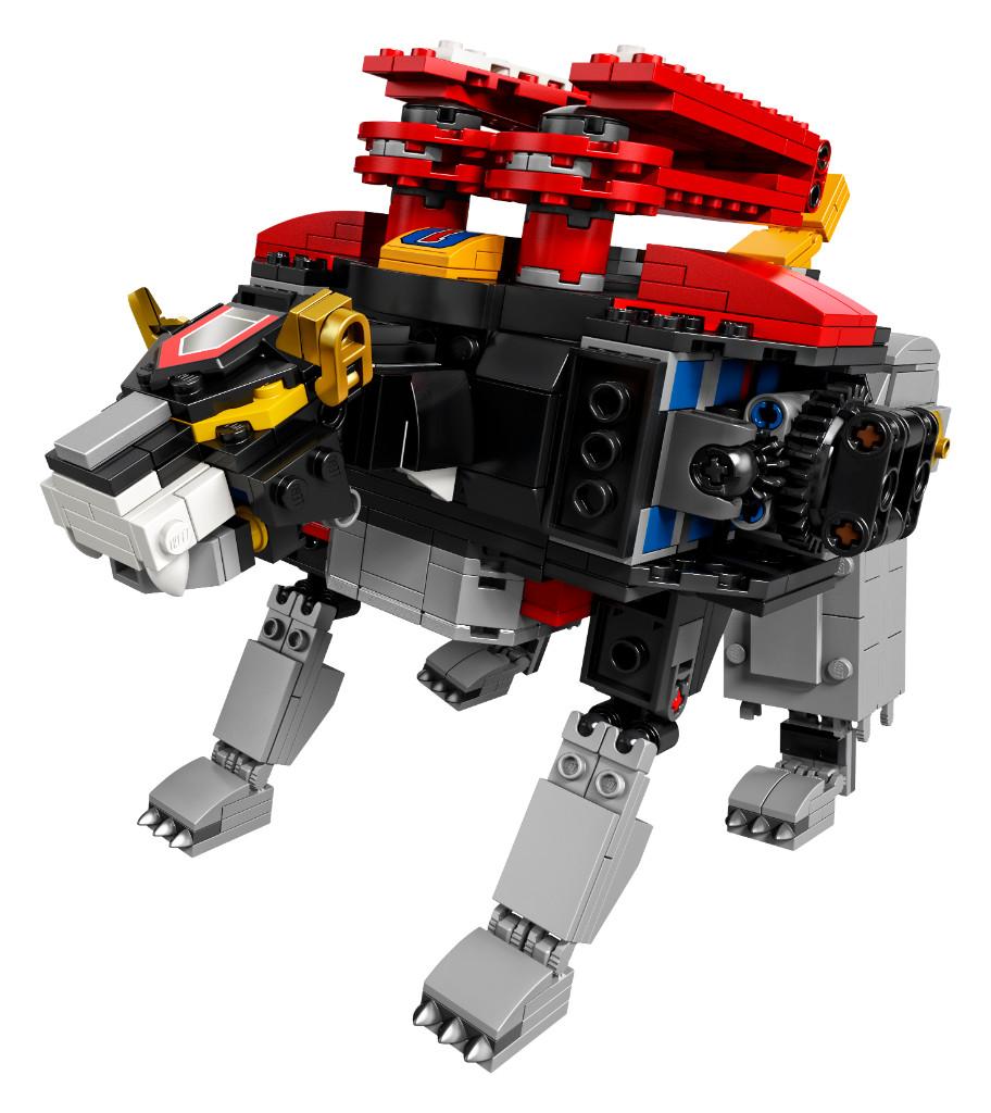 LEGO Ideas 21311 Voltron 10