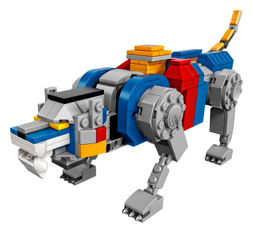 LEGO Ideas 21311 Voltron 11