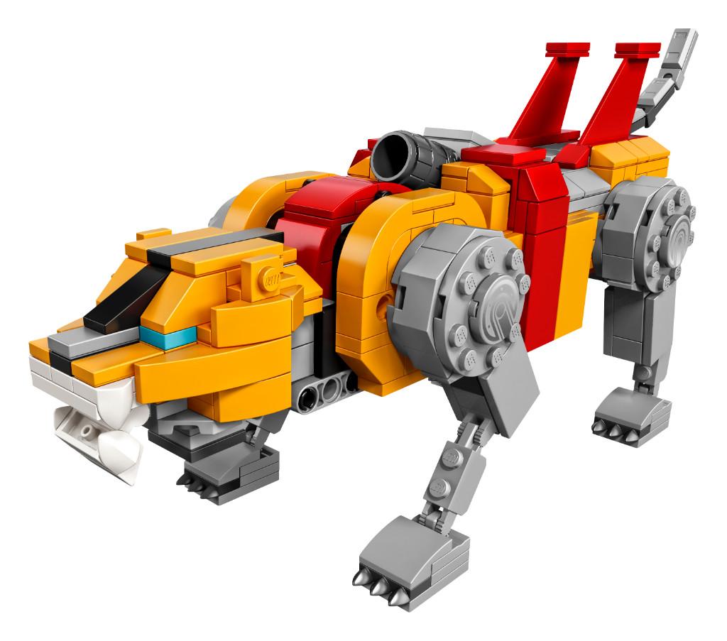 LEGO Ideas 21311 Voltron 12