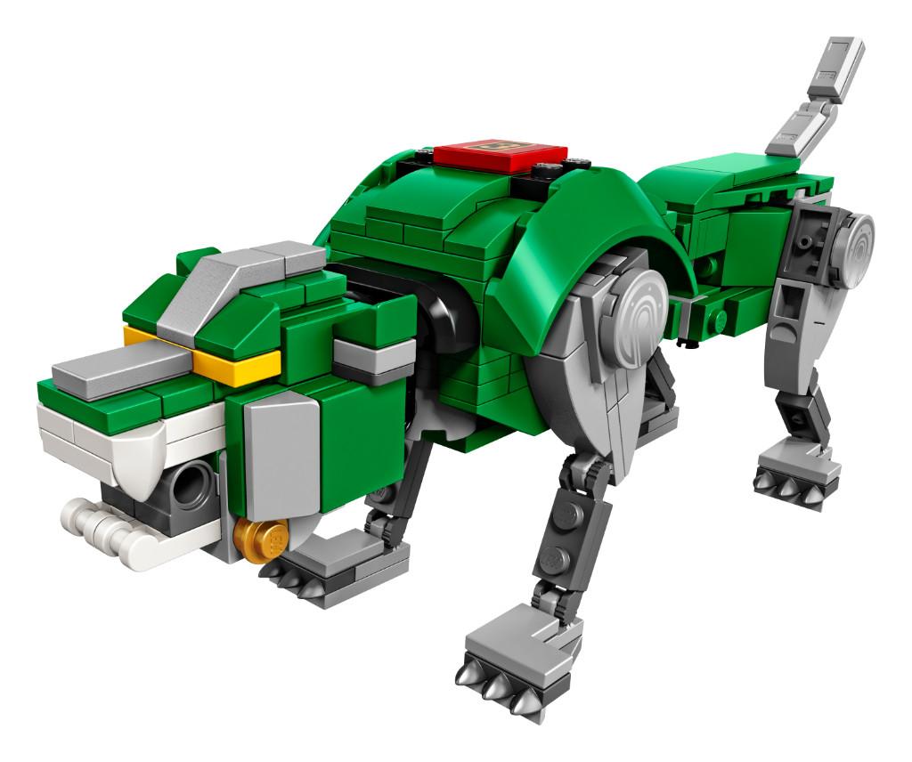 LEGO Ideas 21311 Voltron 13
