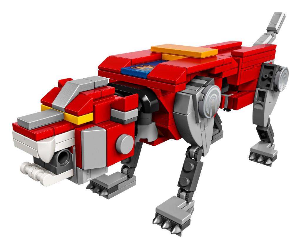 LEGO Ideas 21311 Voltron 14