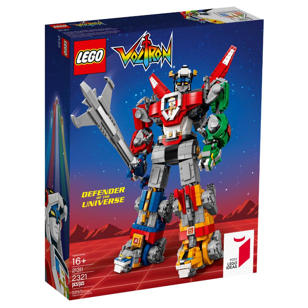 LEGO Ideas 21311 Voltron 16
