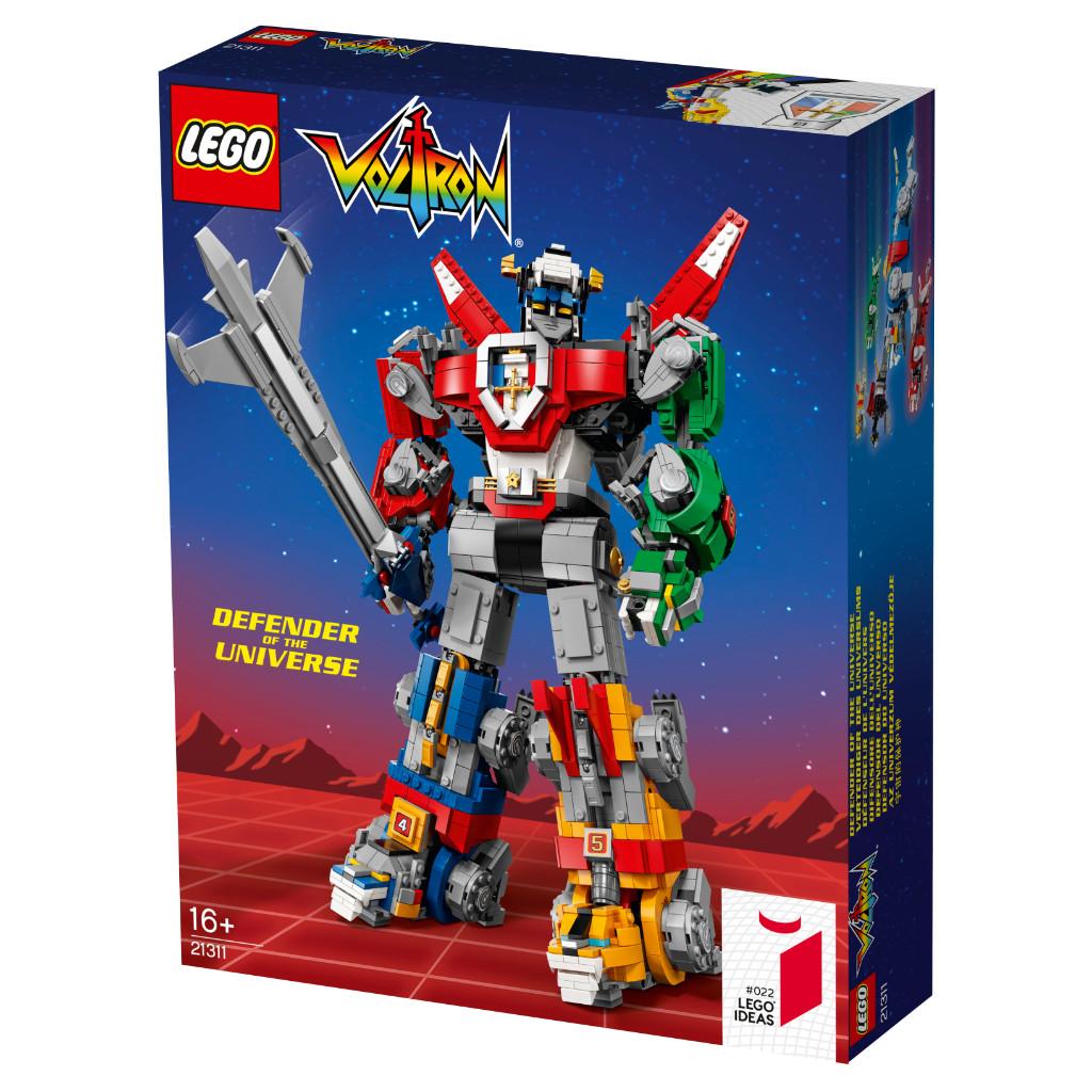 LEGO Ideas 21311 Voltron 17