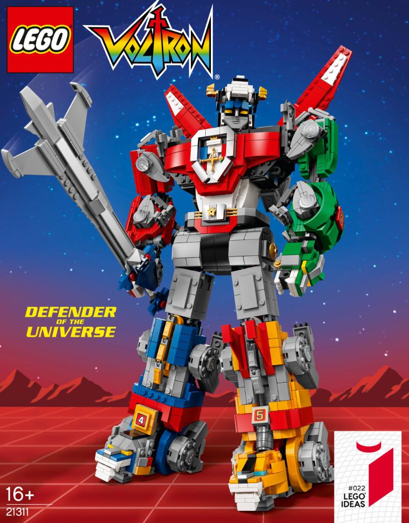 LEGO Ideas 21311 Voltron 19