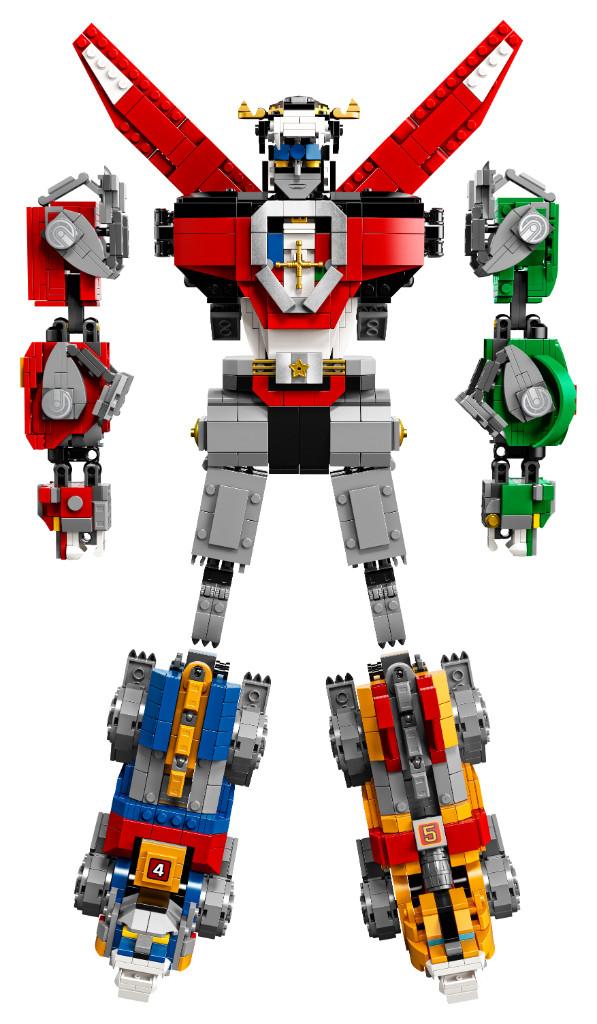 LEGO Ideas 21311 Voltron 2