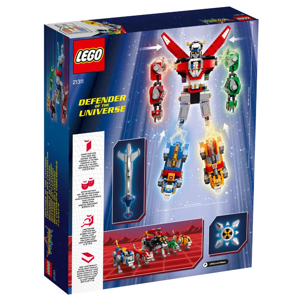 LEGO Ideas 21311 Voltron 23