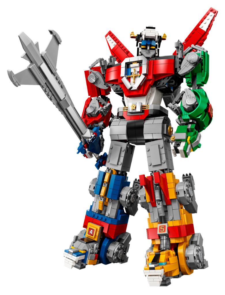 LEGO Ideas 21311 Voltron 25