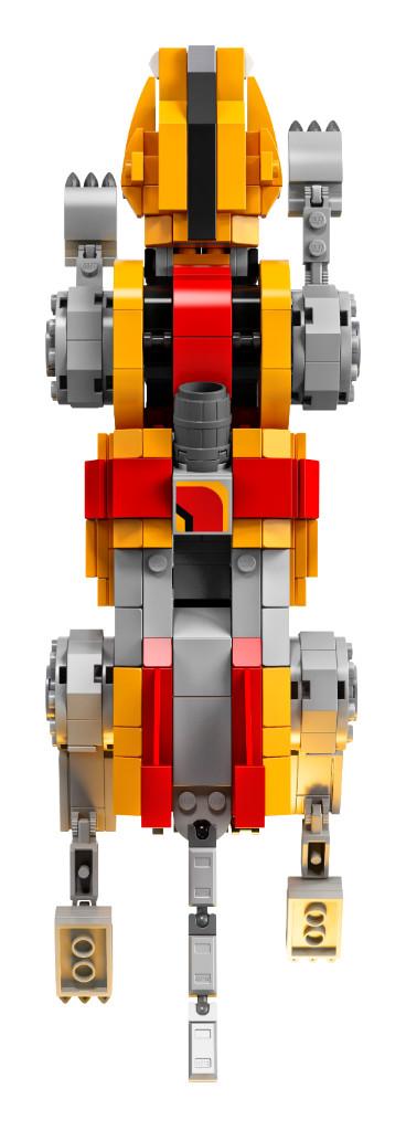 LEGO Ideas 21311 Voltron 30