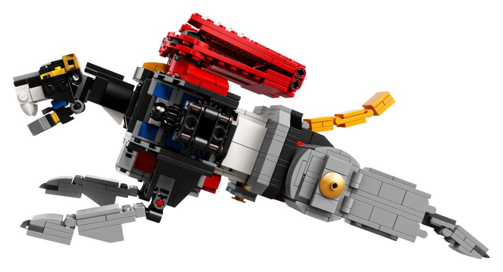 LEGO Ideas 21311 Voltron 32