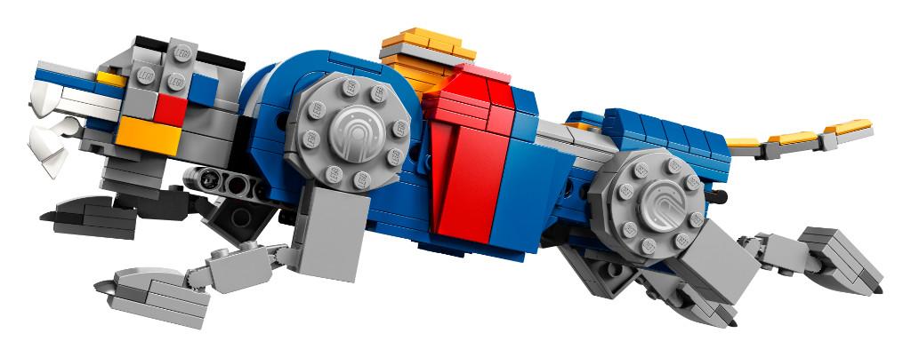 LEGO Ideas 21311 Voltron 33