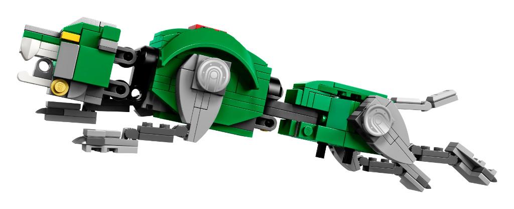 LEGO Ideas 21311 Voltron 34