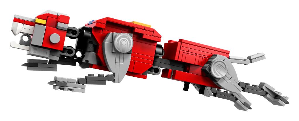 LEGO Ideas 21311 Voltron 35