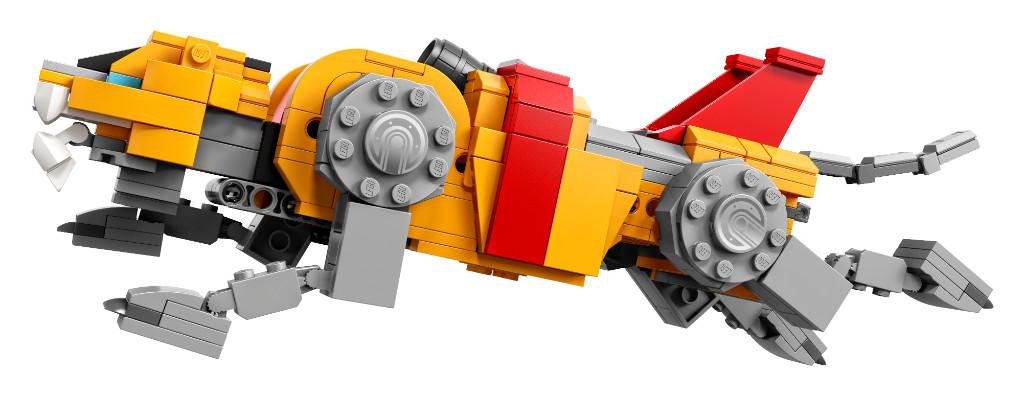 LEGO Ideas 21311 Voltron 36