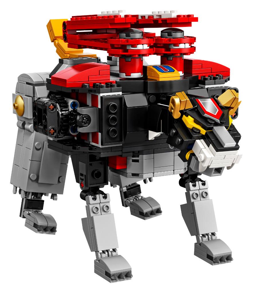 LEGO Ideas 21311 Voltron 5