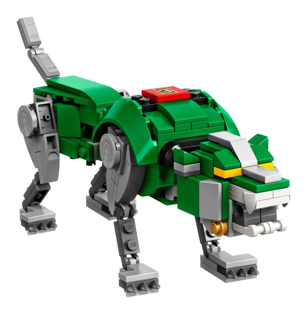 LEGO Ideas 21311 Voltron 6