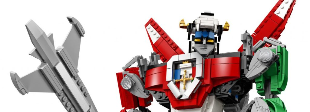 LEGO Ideas 21311 Voltron Featured