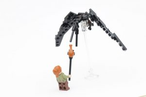 LEGO Jurassic World Fallen Kingdom Pteranodon Build 7 300x200