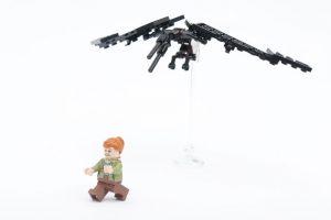 LEGO Jurassic World Fallen Kingdom Pteranodon Build 8 300x200