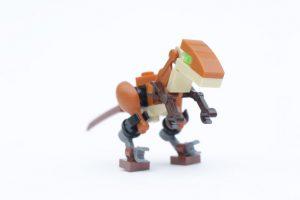 LEGO Jurassic World Fallen Kingdom Velociraptor Build 1 300x200