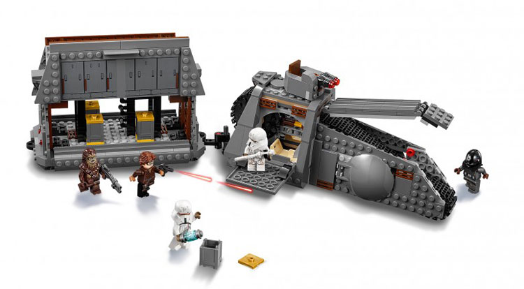 LEGO Star Wars 75217 Imperial Conveyex Transport 4