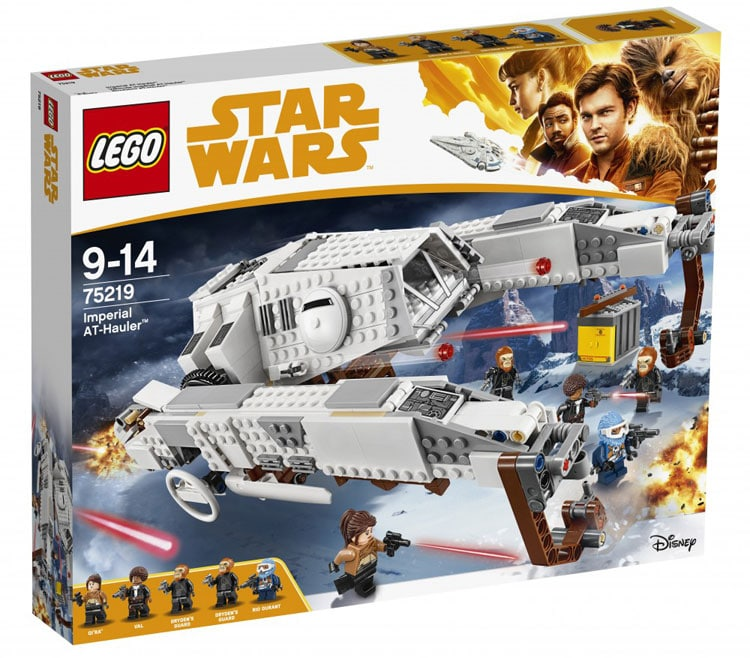 LEGO Star Wars 75219 Imperial AT Hauler 1